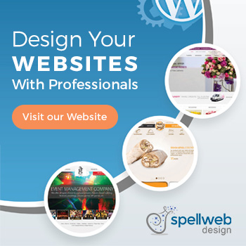 Spell Web Design